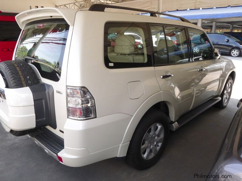 2014 mitsubishi pajero for sale