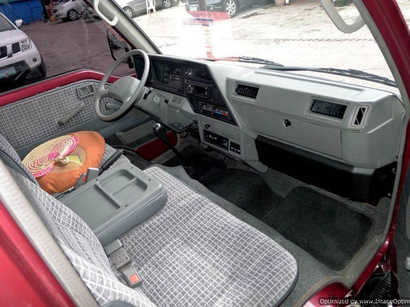 Nissan Urvan Escapade in Philippines