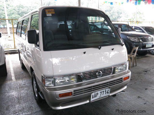 Used Nissan Urvan Escapade 2014 Urvan Escapade For Sale Marikina