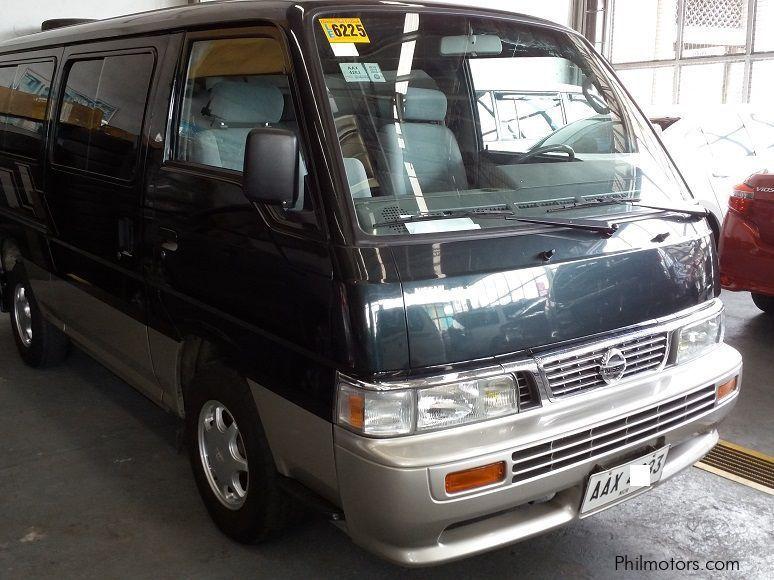 Used Nissan Urvan Escapade 2014 Urvan Escapade For Sale Manila