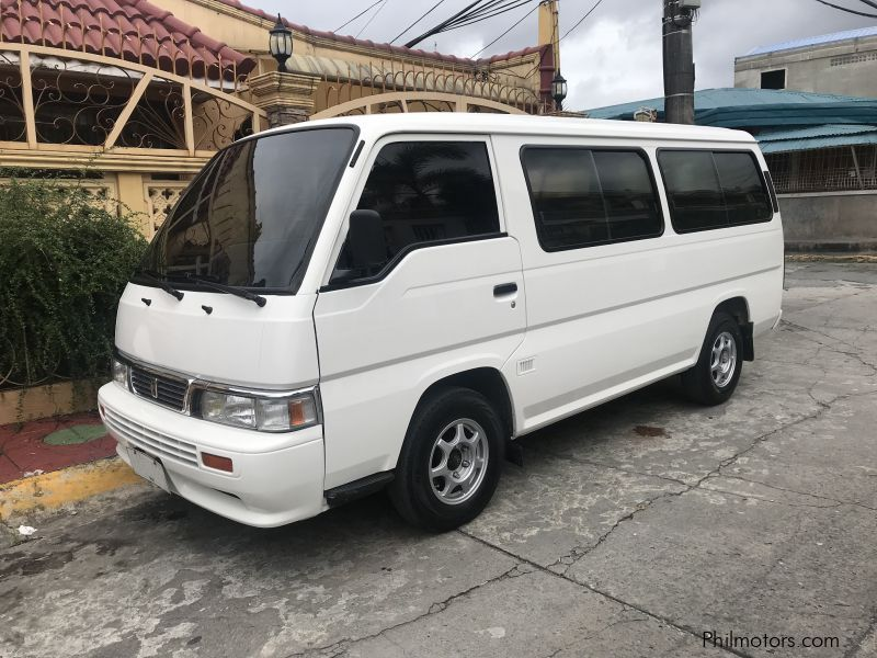 used nissan urvan shuttle 2014 urvan shuttle for sale paranaque city nissan urvan shuttle sales nissan urvan shuttle price 598,000 used cars