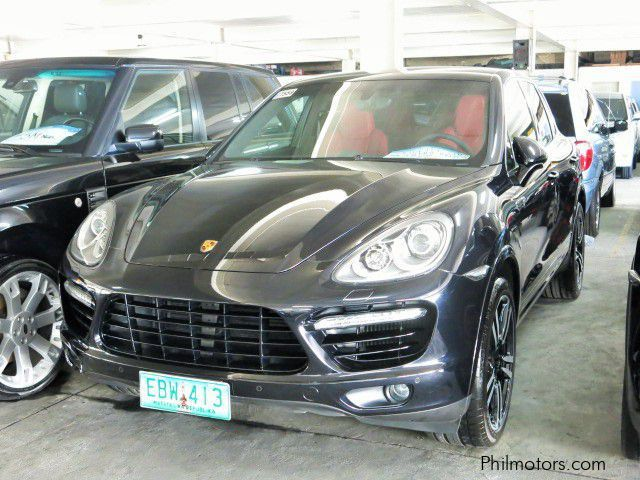 used porsche cayenne turbo s 2014 cayenne turbo s for sale makati city porsche cayenne turbo. Black Bedroom Furniture Sets. Home Design Ideas
