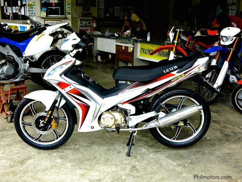 New Rusi RF 100 | 2014 RF 100 for sale | Countrywide Rusi ...