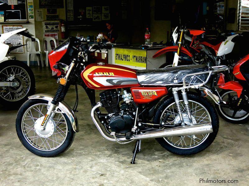 K Dealer Login Kawasaki New Rusi TC 125 ...