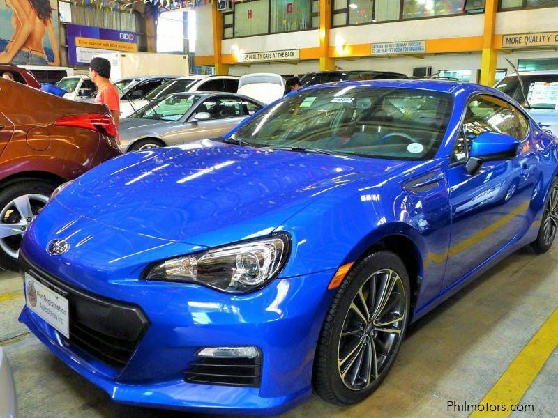 New Subaru Brz 2014 Brz For Sale Quezon City Subaru
