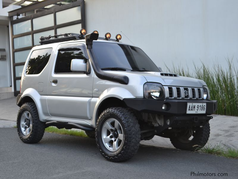 Used Suzuki Jimny 2014 Jimny For Sale Quezon City