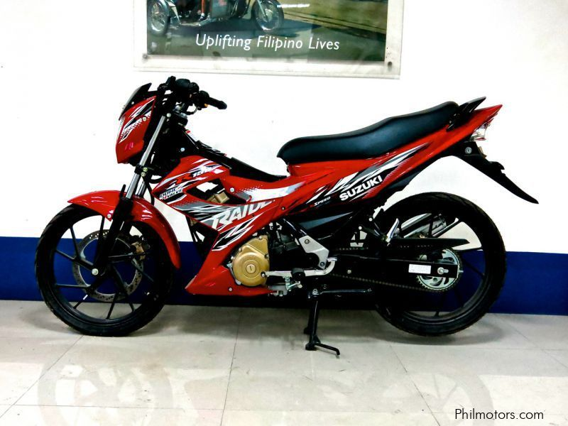 Suzuki Raider R Price In Motor Trade
