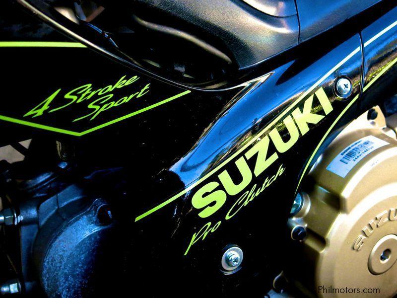 Suzuki Raider j 115 fi Setup Suzuki Raider j Pro 115 in