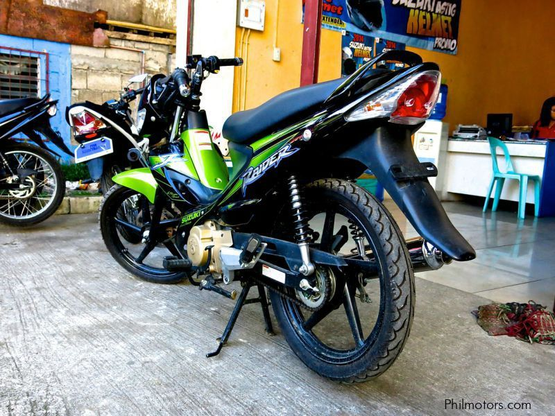 Suzuki Raider J  Fi Review Philippines