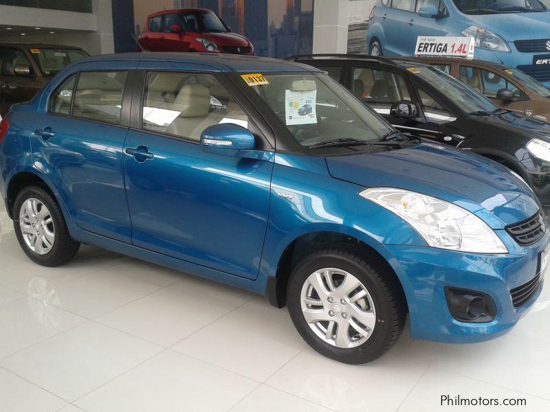 Suzuki Swift Dzire Review Philippines