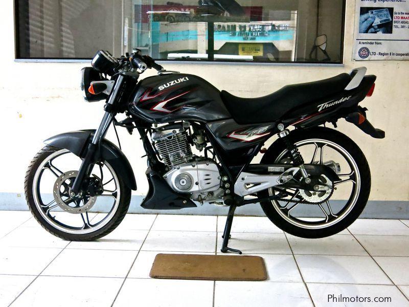 Suzuki Thunder  Price