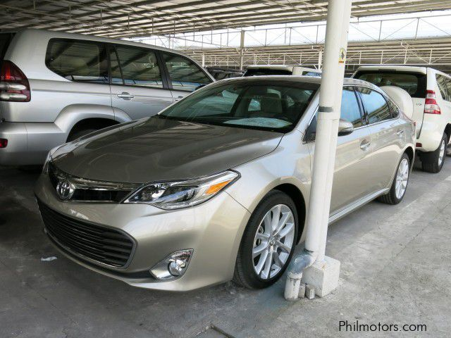 new toyota avalon 2014 avalon for sale muntinlupa city. Black Bedroom Furniture Sets. Home Design Ideas