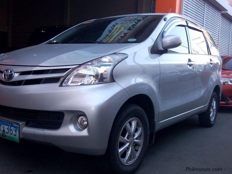 Used Toyota Avanza 1 3 E 2014 Avanza 1 3 E For Sale Manila Toyota Avanza 1 3 E Sales