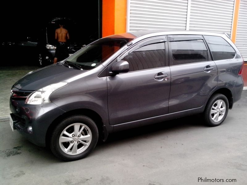 Used Toyota Avanza 1 5 G 2014 Avanza 1 5 G For Sale Manila Toyota Avanza 1 5 G Sales