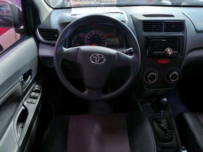 Toyota Avanza E in Philippines