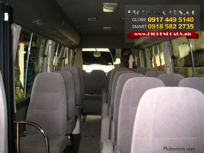 Used Toyota For Sale >> New Toyota Coaster | 2014 Coaster for sale | Manila Toyota ...