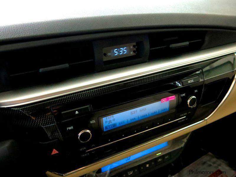 New Toyota Corolla Altis G   2014 Corolla Altis G for sale   Leyte Toyota Corolla Altis G sales
