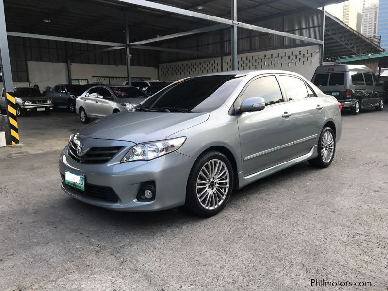 Used Toyota Corolla Altis Trd 2014 Corolla Altis Trd For