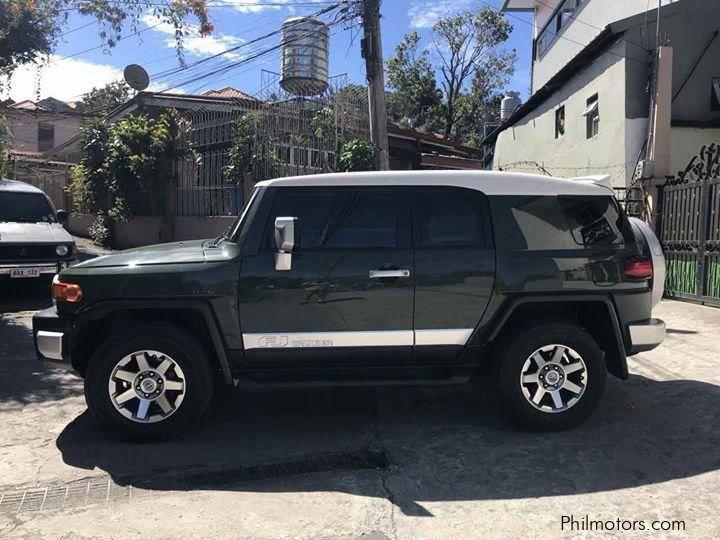 Used toyota fj cruiser 2014 fj cruiser for sale baguio for Motor city auto sales