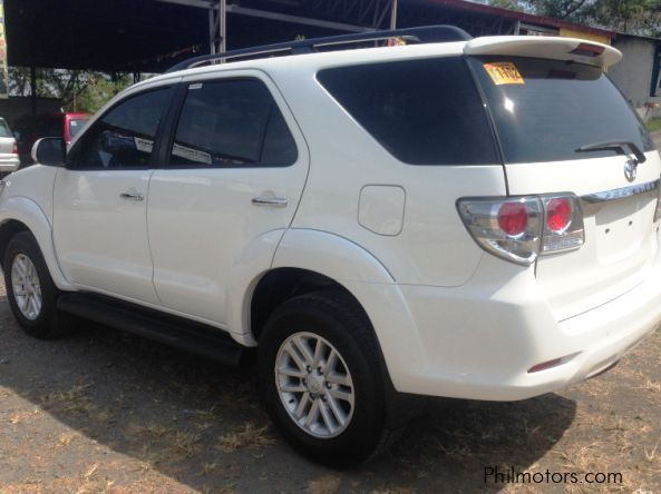 Used Toyota Fortuner 2014 Fortuner For Sale Manila Toyota Fortuner Sales Toyota Fortuner