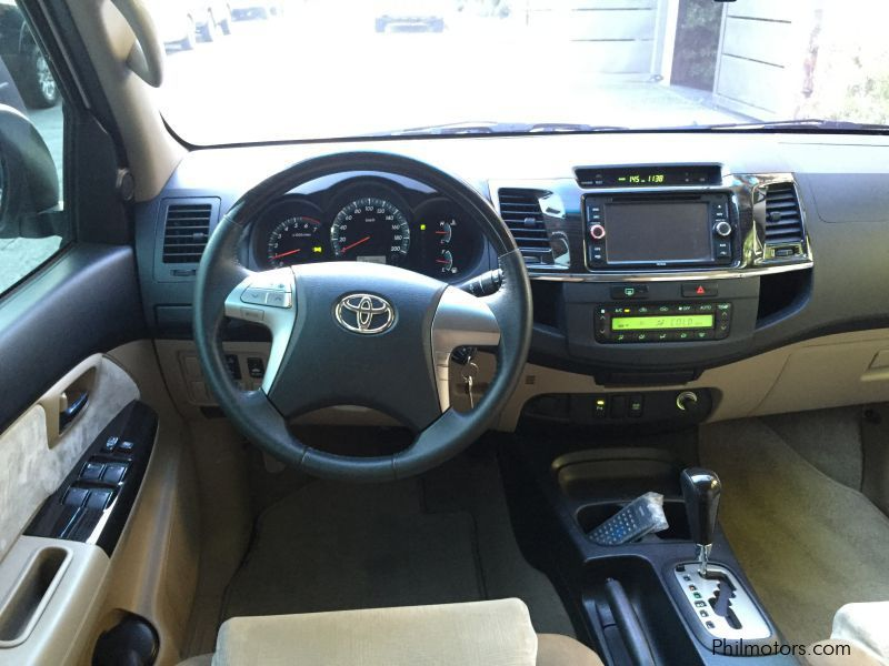 New Toyota Fortuner 2 7g At Gas 4x2 2014 Fortuner 2 7g
