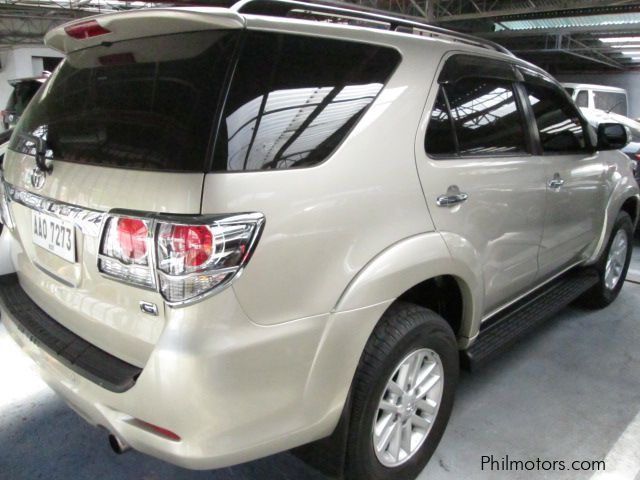 Used Toyota Fortuner 2014 Fortuner For Sale Makati City Toyota