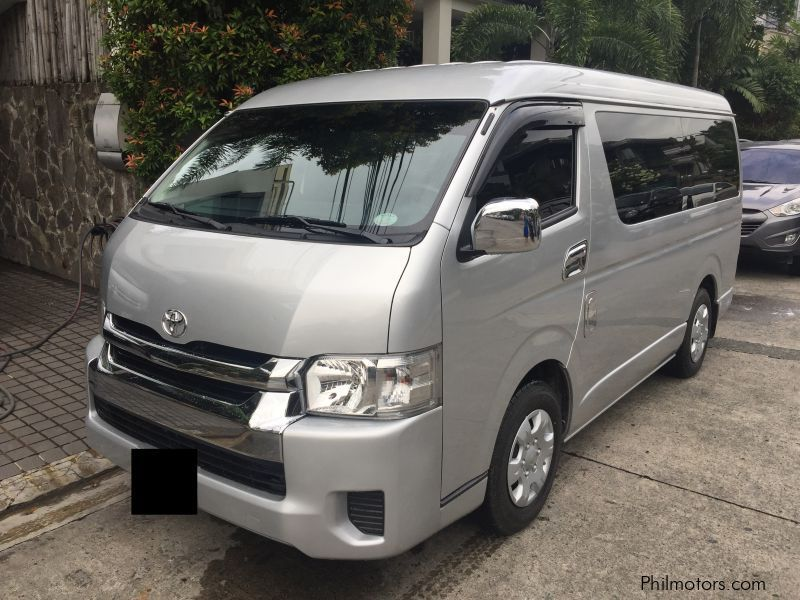 Used Toyota Grandia Gl 2014 Grandia Gl For Sale Quezon