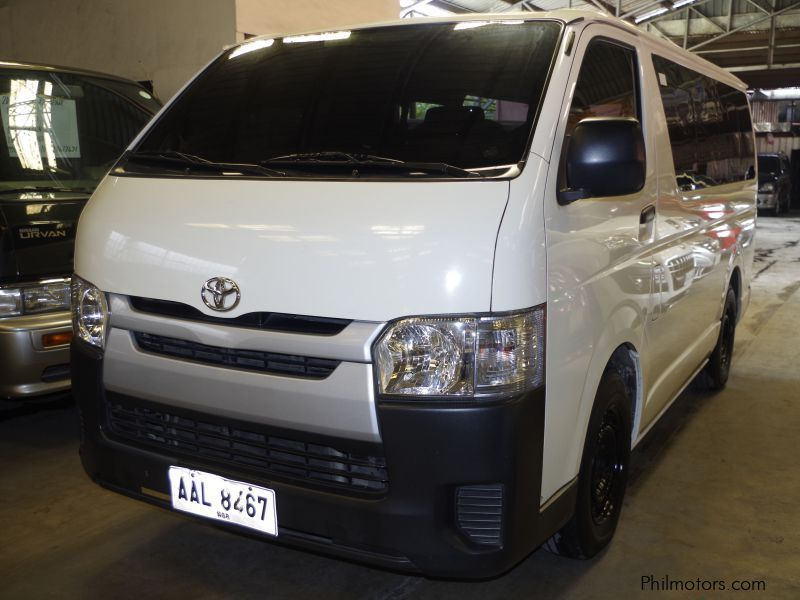 Used Toyota HI ACE COMMUTER   2014 HI ACE COMMUTER for ...