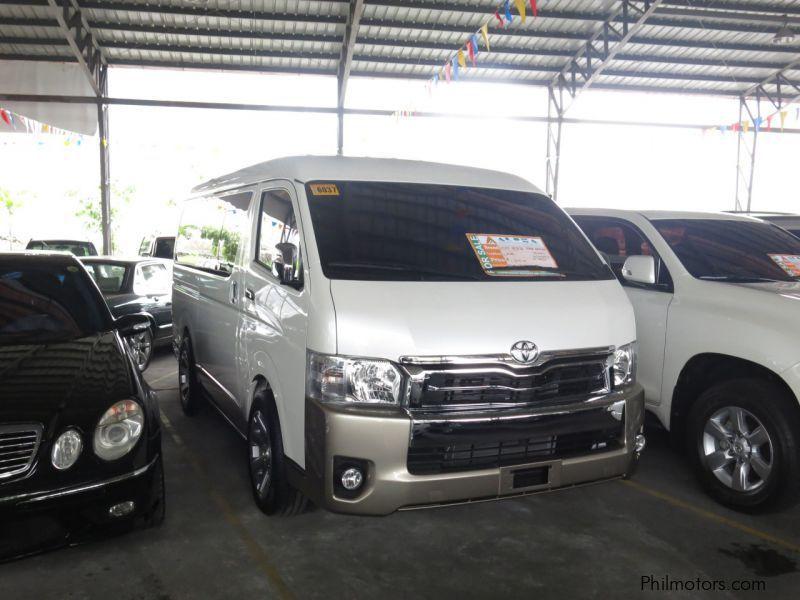 2015 Toyota Hi-Ace Super Grandia LXV 2015 Toyota Hi-Ace