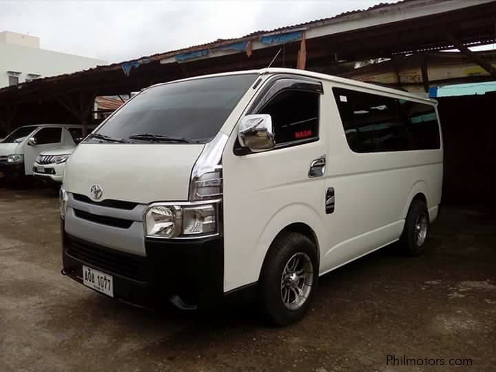 94b467a25e Toyota Hiace Commuter in Philippines ...
