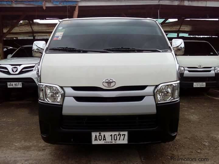 Used Toyota Hiace Commuter 2014 Hiace Commuter For Sale Davao