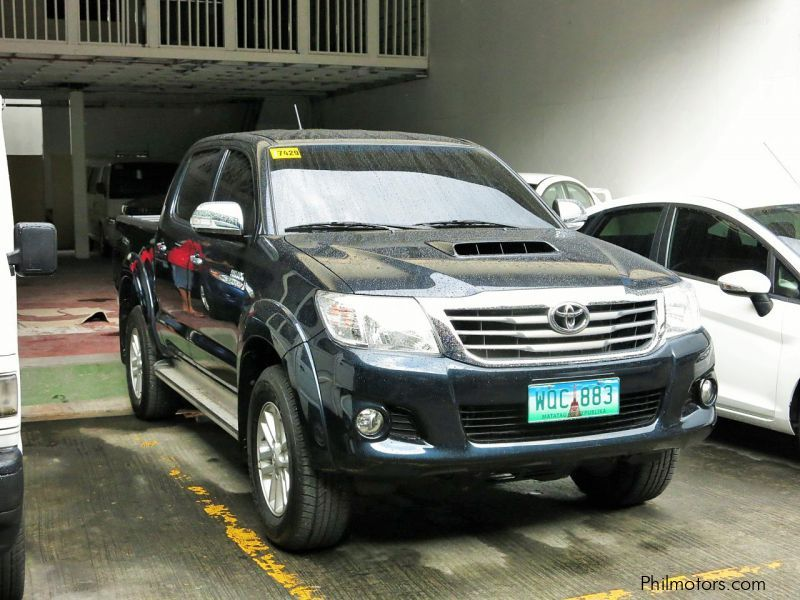 Used Toyota Hilux 4x4 G Local