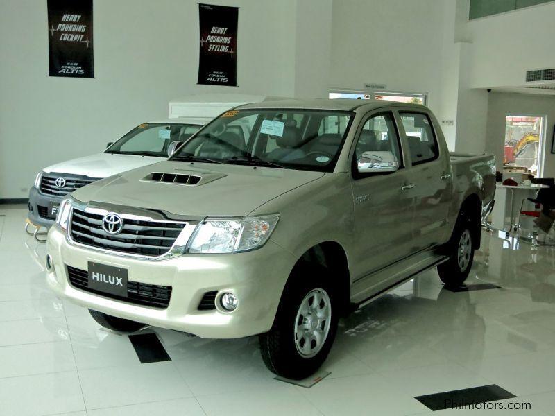 New Toyota Hilux E 2014 Hilux E for sale