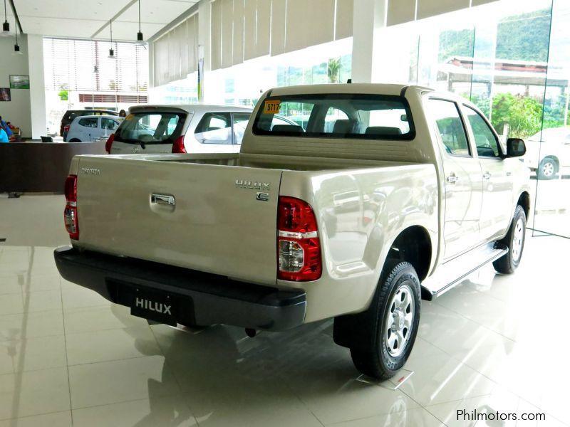 New Toyota Hilux E | 2014 Hilux E for sale | Leyte Toyota ...
