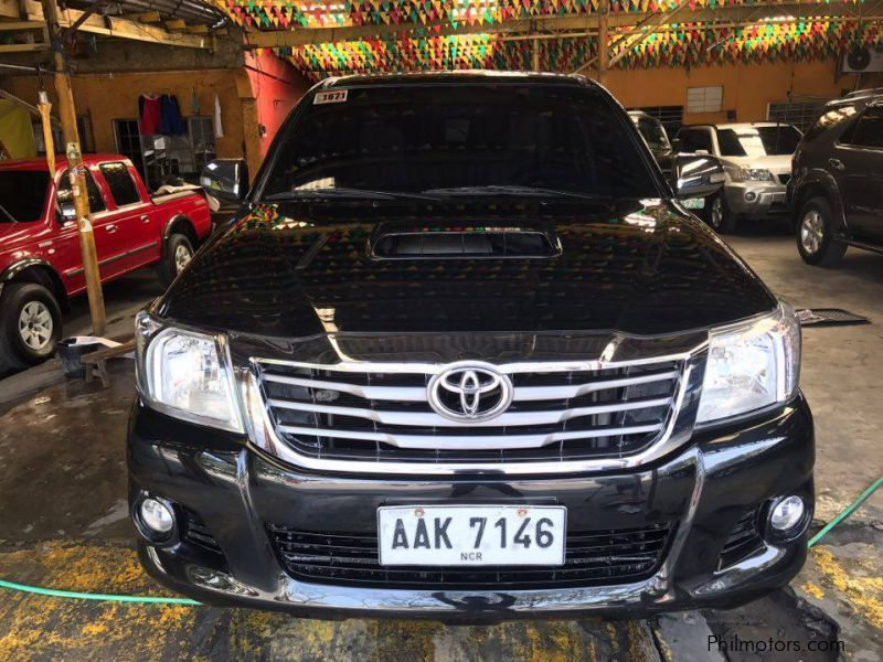 Used Toyota Hilux G 2014 Hilux G for sale