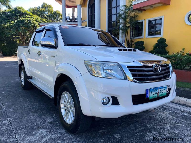 Toyota Hilux G in Philippines
