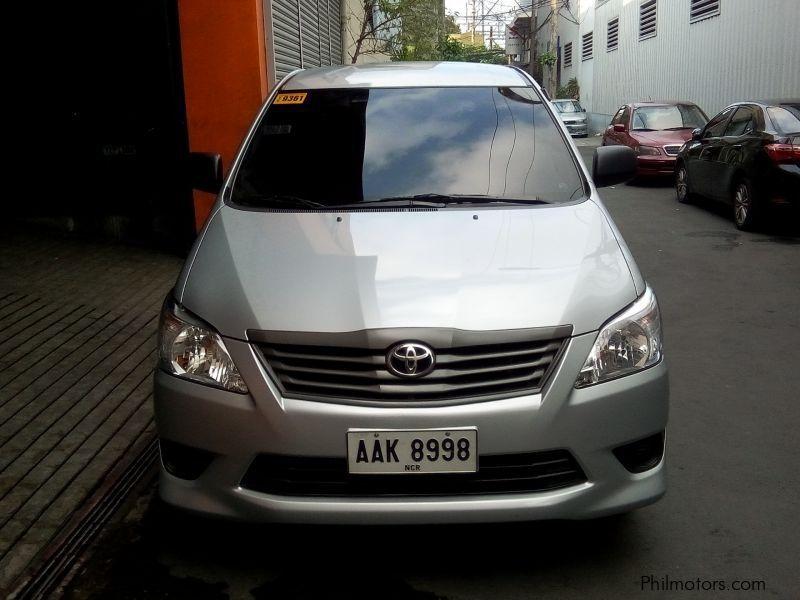 Used Toyota Innova 2.5 J | 2014 Innova 2.5 J for sale ...