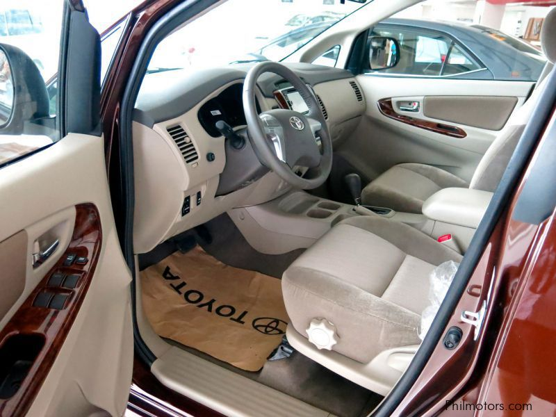 Toyota Innova G 2014 Autos Post