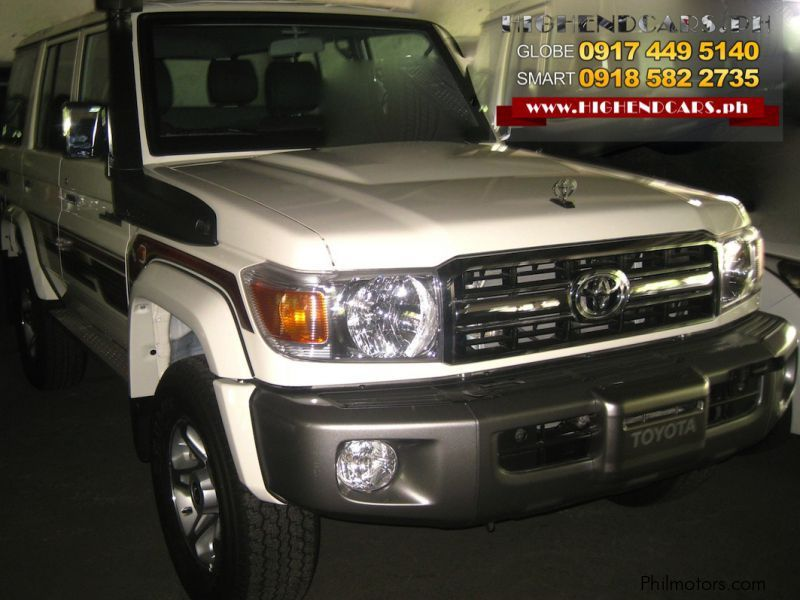 new toyota land cruiser 70 series 2014 land cruiser 70 series for sale manila toyota land. Black Bedroom Furniture Sets. Home Design Ideas