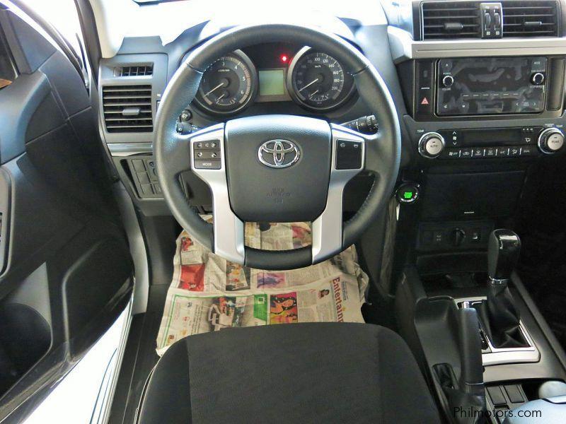 New Toyota Prado TXL Dubai version | 2014 Prado TXL Dubai ...