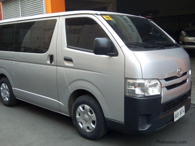 1997 Toyota Hiace Commuter