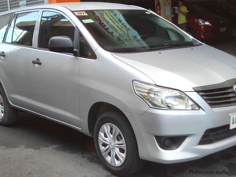 Used Toyota Toyota Innova J 2 5 Manual Diesel 2014 2014