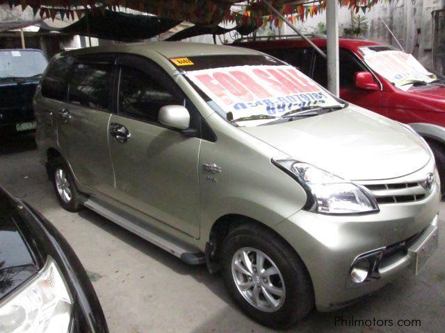 Used Toyota Avanza