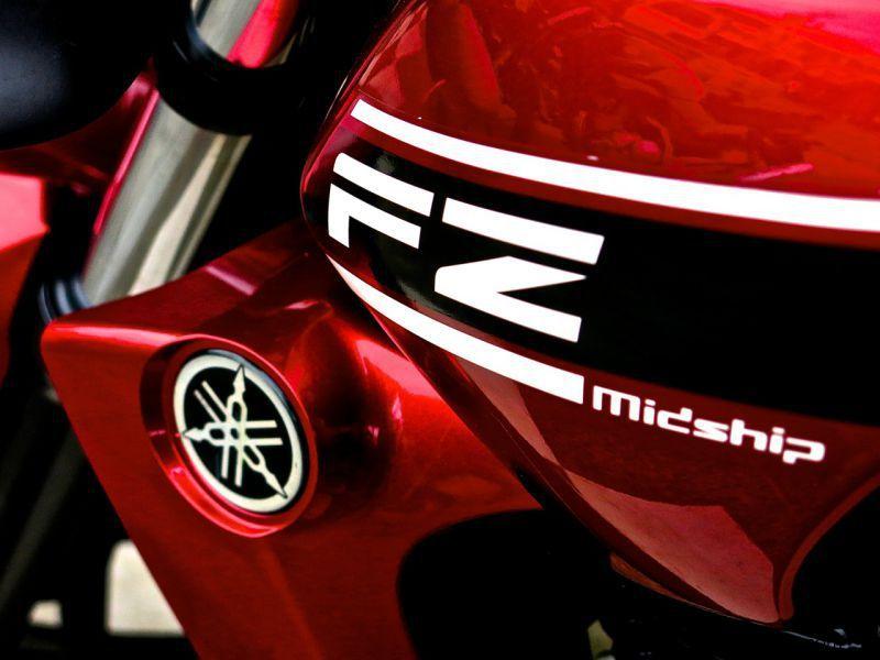 New Yamaha FZ 155 Midship   2014 FZ 155 Midship for sale ...