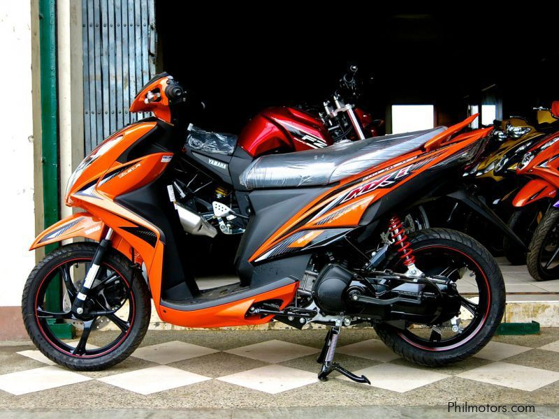 Yamaha Mio MXi 125 | 2014 Mio MXi 125 for sale | Countrywide Yamaha
