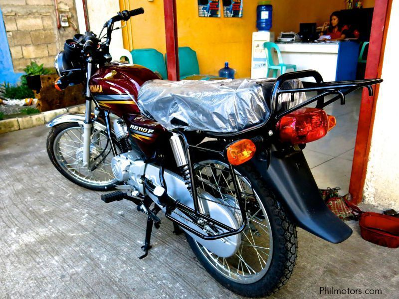 New yamaha rs 110 f 2014 rs 110 f for sale countrywide for Yamaha 110 atv for sale