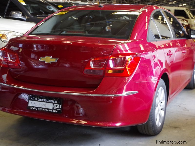 Used Chevrolet Cruze Ls 2015 Cruze Ls For Sale Pasig