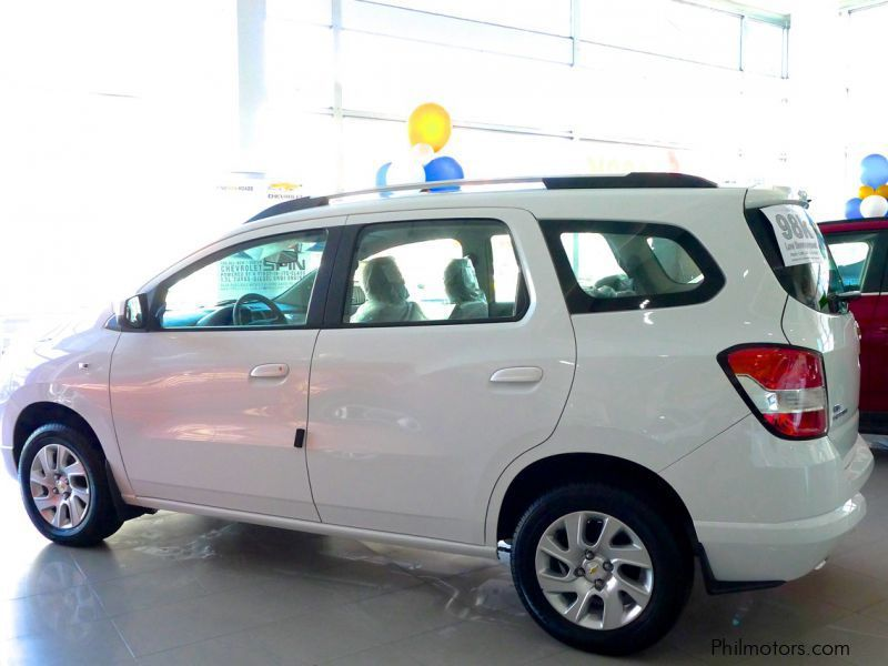 New Chevrolet Spin LTZ | 2015 Spin LTZ for sale | Pampanga ...