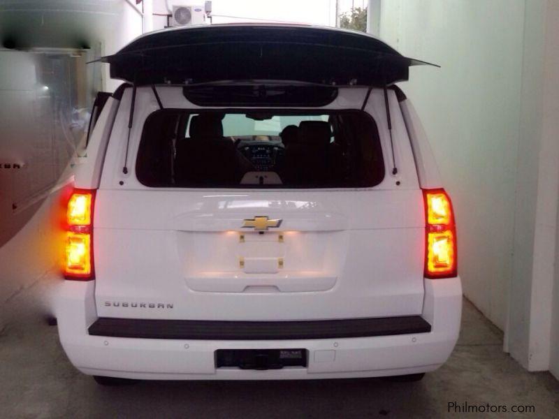 Chevrolet Suburban Philippines - New & Used Chevrolet Suburban for