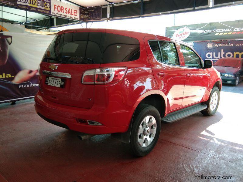 trailblazer chevrolet philippines cars